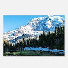 Mt. Rainier Postcards (Package of 8)