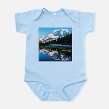 Mt. Rainier Infant Bodysuit