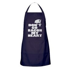 Bacon my Heart Apron (dark)
