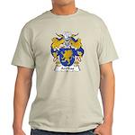 Arribas Family Crest Light T-Shirt