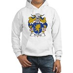 Arribas Family Crest Hooded Sweatshirt