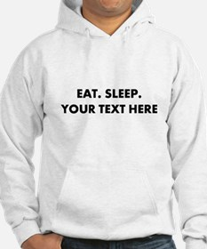 Personalized I'd Rather Be Jumper Hoody