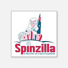 Spinzilla Sticker