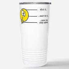 Cute Beverage Travel Mug