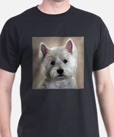 Funny Taupe T-Shirt
