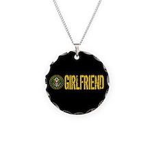 U.S. Army Girlfriend Necklace