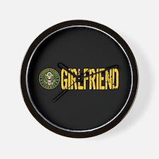 U.S. Army: Girlfriend Wall Clock