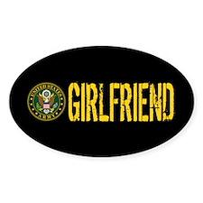 U.S. Army Girlfriend Decal