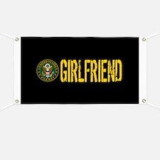 U.S. Army: Girlfriend Banner