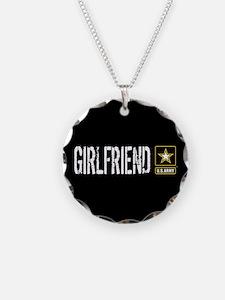 U.S. Army: Girlfriend (Black Necklace