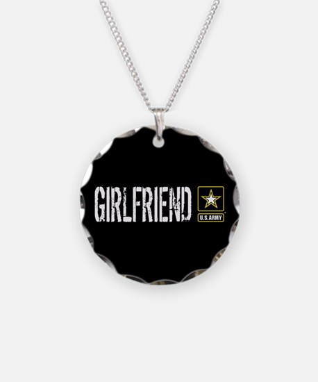 U.S. Army: Girlfriend (Black Necklace