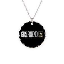 U.S. Army Girlfriend Necklace