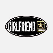 U.S. Army: Girlfriend (Black & Gold) Patch