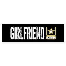 U.S. Army Girlfriend Bumper Sticker