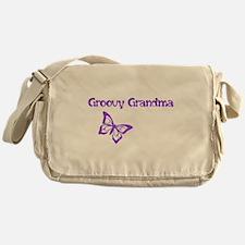 Groovy Grandma Messenger Bag