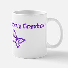 Groovy Grandma Mugs