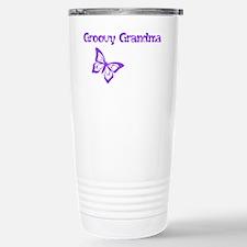 Groovy Grandma Travel Mug