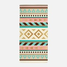 Trendy Tribal Beach Towel