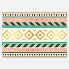 Trendy Tribal Invitations