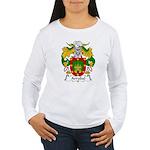 Arrabal Family Crest Women's Long Sleeve T-Shirt