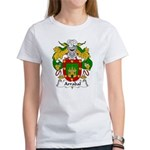 Arrabal Family Crest Women's T-Shirt