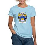 Arques Family Crest Women's Light T-Shirt