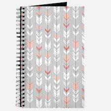 Feathered Flight on Grey Journal