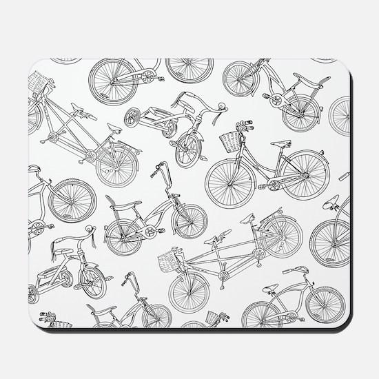 Bicycle Mania Mousepad