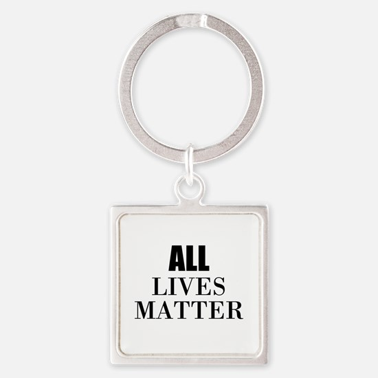 All Lives Matter Keychains