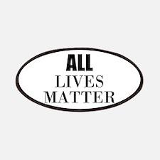 All Lives Matter Patch