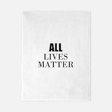All Lives Matter Twin Duvet