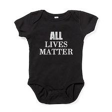 All Lives Matter Baby Bodysuit