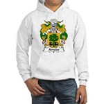 Arnedo Family Crest Hooded Sweatshirt