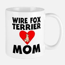 Wire Fox Terrier Mom Mugs