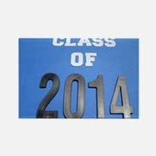 class of 2014 Rectangle Magnet (100 pack)