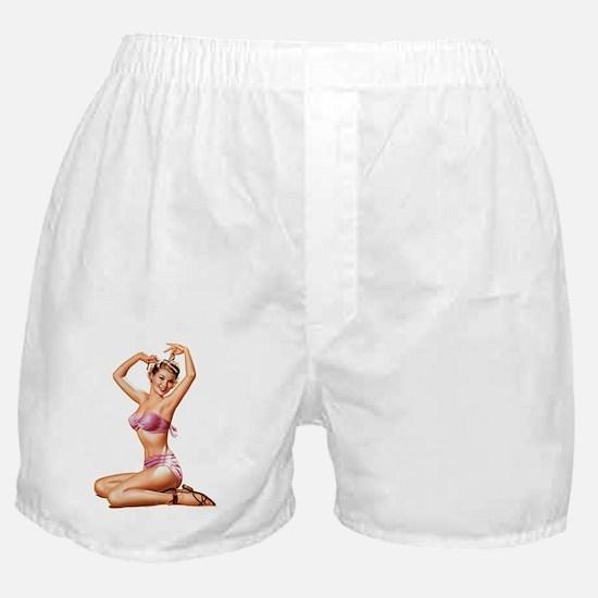 Pin up Boxer Shorts