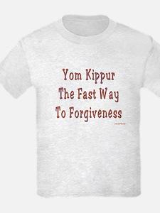 Yom Kippur Forgiveness T-Shirt