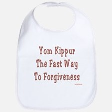 Yom Kippur Forgiveness Bib