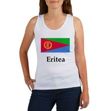 Eritrea Flag Women's Tank Top