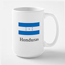 Honduras Flag Large Mug