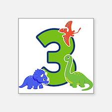 Dinosaur 3 Sticker