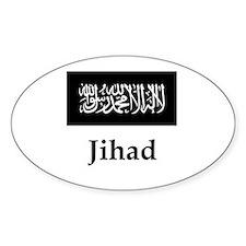 Jihad Flag Decal