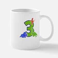 Dinosaur 3 Mugs