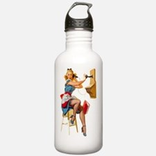 Pin up Water Bottle