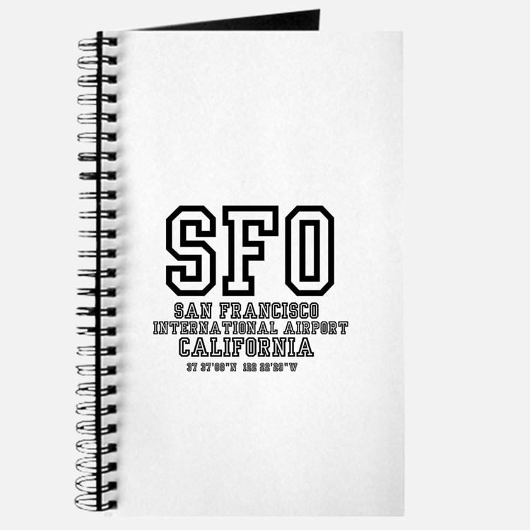 AIRPORT CODES - SFO - SAN FRANCISCO, CALIF Journal