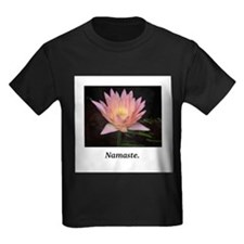Namaste Pink Lotus Light Gifts T-Shirt