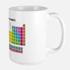 Periodic Table Of Elements Mugs