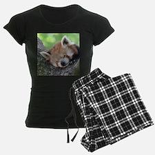 RedPanda20150810 pajamas