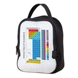Periodic table Neoprene Lunch Bag