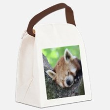 RedPanda20150810 Canvas Lunch Bag